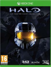 Игра для Xbox360 Microsoft Game Studios Halo: The Master Chief Collection (XBox One)