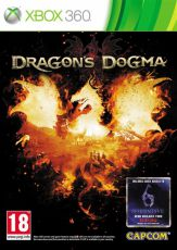 Игра для Xbox360 Capcom Dragon's Dogma X-Box 360 (Русская документация)